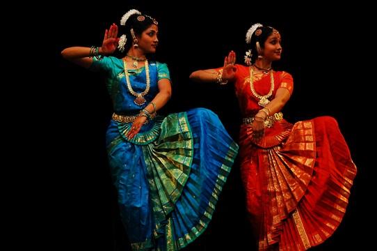 Bharatnatyam-dança-indiana-clássica
